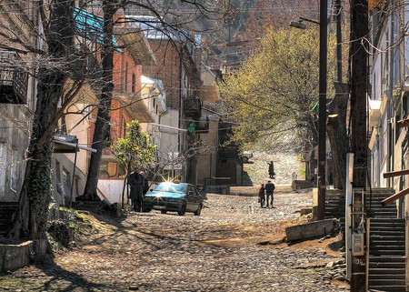 One of the streets of Tbilisi | © Thomas Depenbusch (Depi) / Flickr