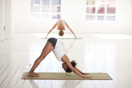 We've curated some great options if you want to take a yoga class while you're in Luxembourg