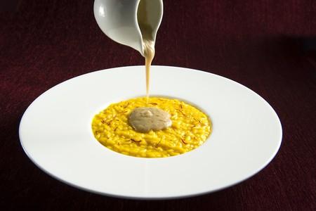 Risotto alla Milanese at El Brellin restaurant in Navigli, Milan | Courtesy El Brellin