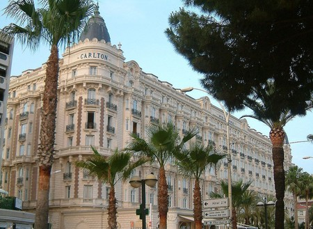 The Carlton Intercontinental in Cannes is legendary | © Christophe Finot / WikiCommons