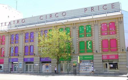 Teatro Circo Price