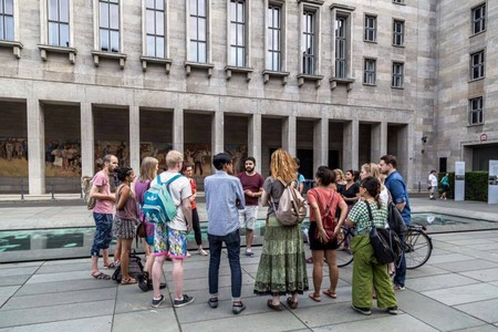 Refugee Voices Tours take place throughout Berlin | © Project Fuel / Courtesy of Refugee Voices Tours