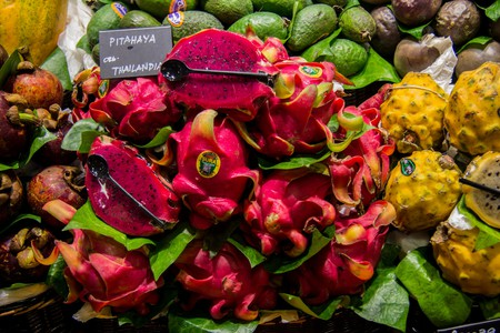 Colombian Exotic Fruit | © Andrew Moore / Flickr