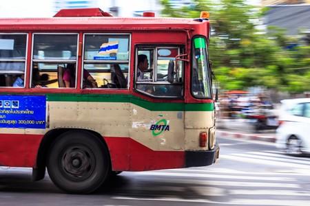 A Thai bus