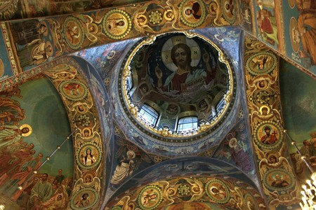 Mosaic of the Church of Spilled Blood