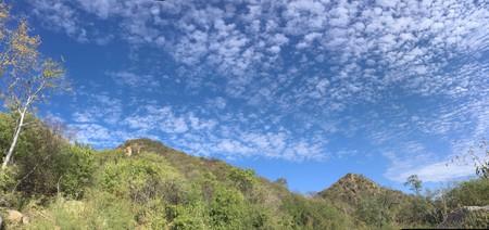 The sierra de Álamos