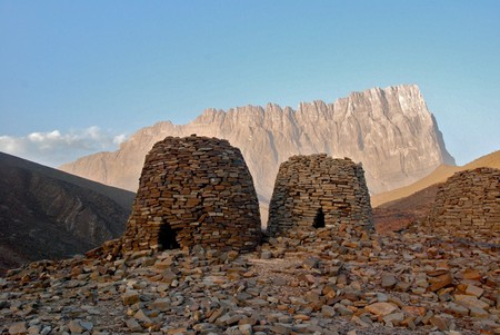 Al Ayn Beehive tombs, Oman