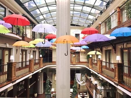 The elegant Grand Hotel Boutique in Rzeszów