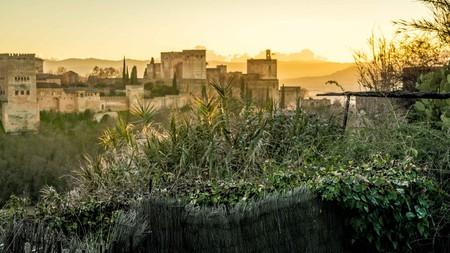 The Alhambra fortress in Granada, Spain; Luis Esteve/flickr