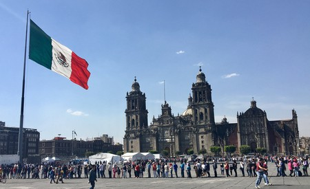Mexico City's cathedral is a must-see