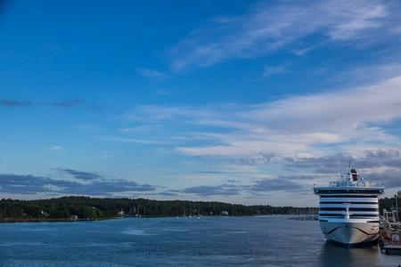 Åland island ferry.