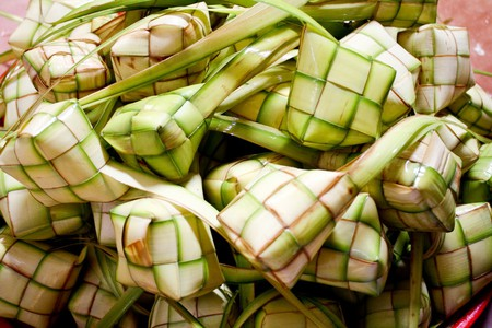 The delicious ketupat | © Sham Hardy / Flickr