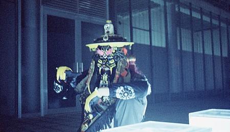 RAMMΣLLZΣΣ as 'Chaser the Eraser,' Tokyo, 2004