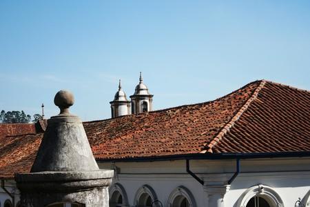 The picturesque architecture of Ouro Preto