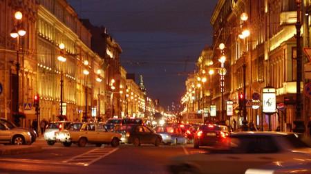Traffic in St Petersburg | © marc_smith/Flickr