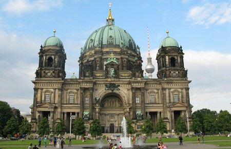 The Cathedral of Berlin, Berliner Dome | © cdschock/ Flickr