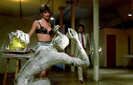"""Linda Fiorentino and Griffin Dunne in """"After Hours"""""""
