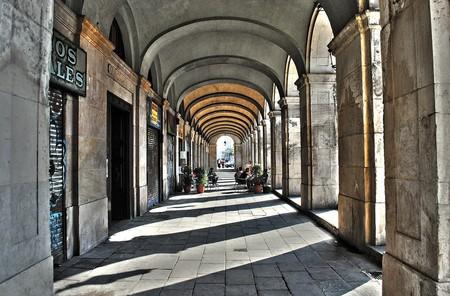 Barcelona street image