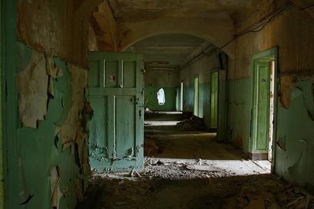 Inside the Beelitz-Heilstätten