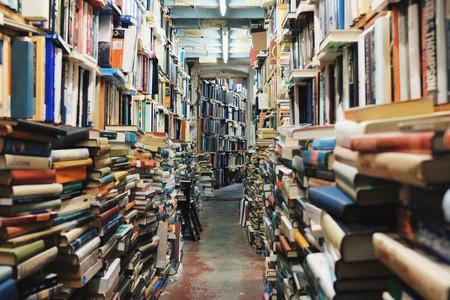 Hunt for secondhand books at La Luna Vieja; Free-Photos/pixabay
