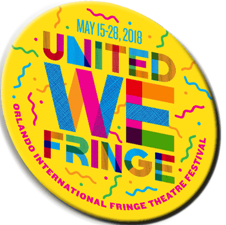 The Fringe Button is required for entry into the Festival.