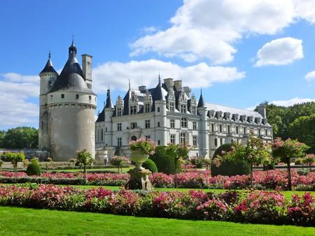 Catherine's favourite residence, Château de Chenonceau.