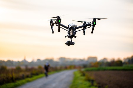 Drones are the future of delivery