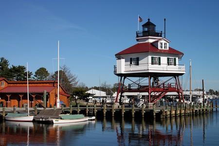 Drum Point Lighthouse | © Mr.TinDC / Flickr