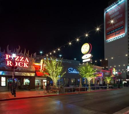 Third Street in Downtown Las Vegas