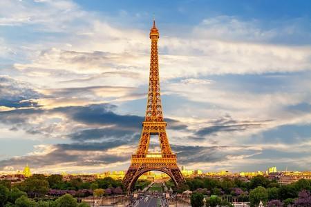 The Eiffel Tower CC0 Pixabay
