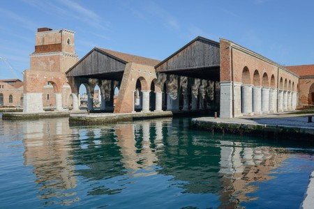 The Arsenale at La Biennale di Venezia, Venice, Italy