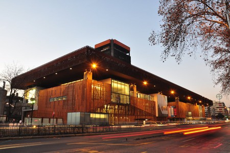 The Centro Cultural Gabriela Mistral (GAM) has a complex and interesting history