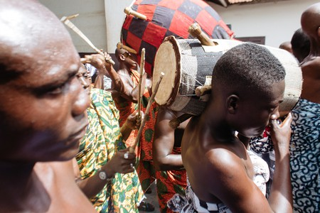 Akwasidae Festival, Kumasi, Ghana