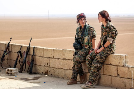 """""""Girls of the Sun""""—Palme d'Or contender?"""