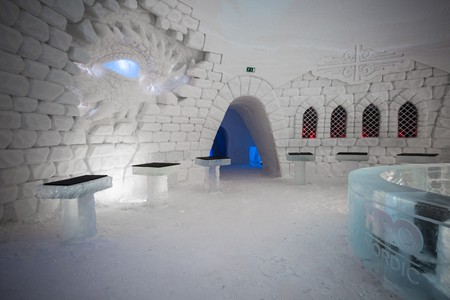 Lapland Hotels SnowVillage was inspired by Game of Thrones in 2018