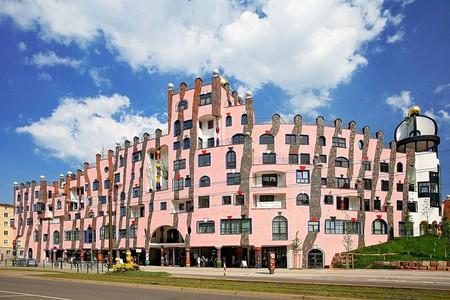 Green Citadel by Friendensreich Hundertwasser