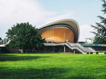 TheHaus der Kulturen der Welt is Germany's national hub for contemporary arts