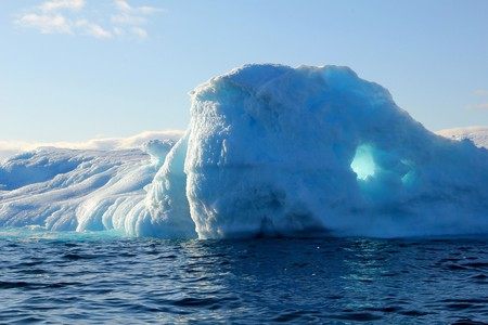 Pollution from ancient Rome has been found deep in Arctic ice