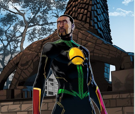 'Jember,' a superhero story about the journey of an ambitious young man