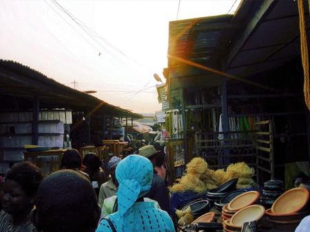 Markets meet Community in Kumasi