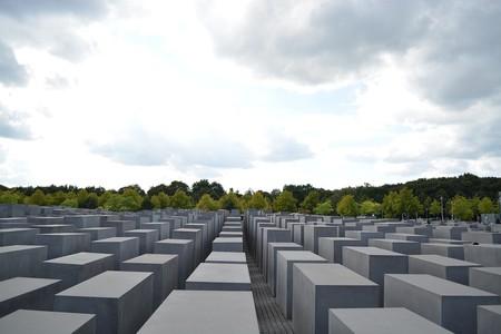 Holocaust Memorial in Berlin | © Meli1670 / Pixabay