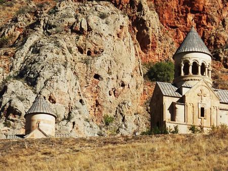 Noravank Monastery   © Moreau.henri / WikiCommons