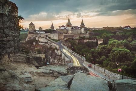 Kamianets-Podilskyi Castle