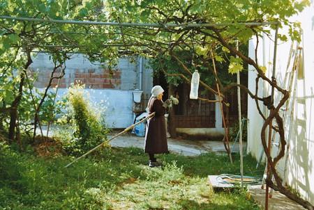 Anastasia's Yiayia on Corfu