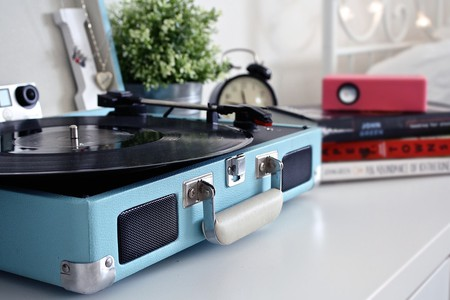 Vintage record   © ponce_photography / Pixabay
