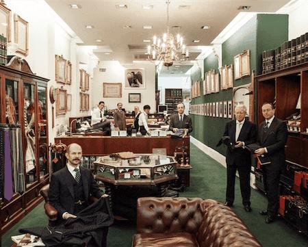 Savile Row tailors Henry Poole & Co