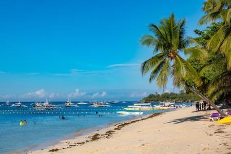 Alona Beach, Philippines