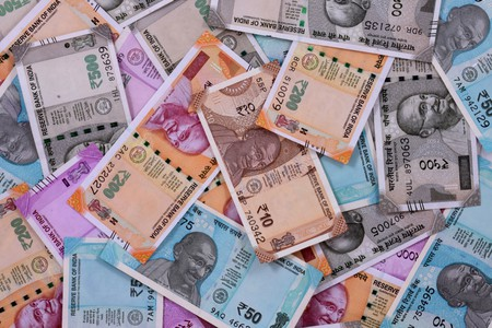 New Indian currency notes of ₹2000, ₹500, ₹200, ₹50 and ₹10 rupees have been issued