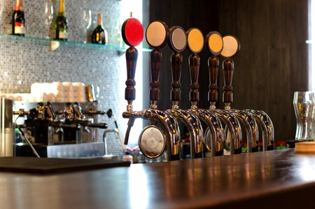 There's plenty of good establishments to get your tipple