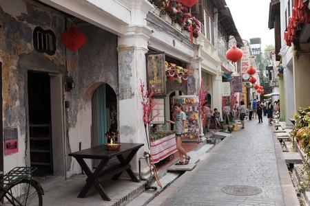 Explore the rich cultural heritage of Ipoh, Perak.